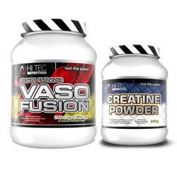 VASO FUSION - 240kaps + Creatine Powder 250g