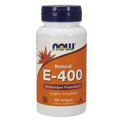 Vitamin E-400 - 100softgels