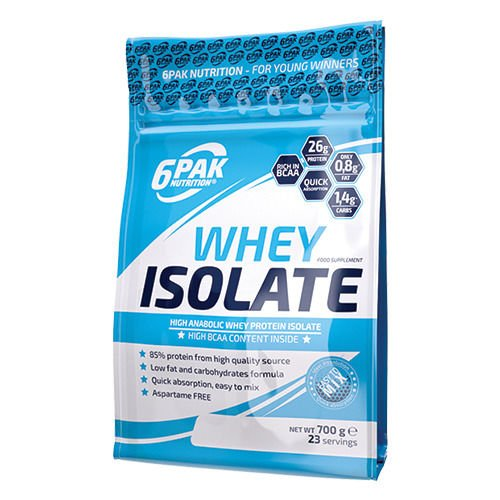 Whey Isolate - 700g