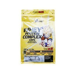 Whey Protein Complex 100% Limited Edition Dragon Ball Z - 700g