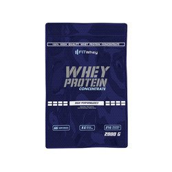 Whey Protein Concentrate - 2000g - Promocja