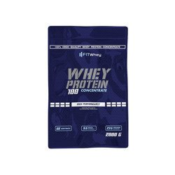 WheyProtein 100 Concentrate - 2000g - Promocja