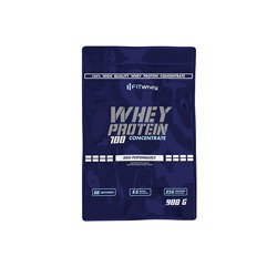 WheyProtein 100 Concentrate - 900 g