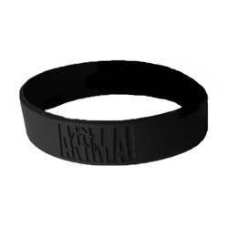 Wristband Animal - Bring The Pain - Black
