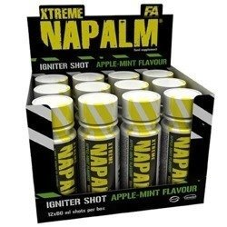 Xtreme Napalm Shot - box 12x60ml