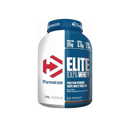 27ead43731f0 Elite Whey Protein - 2100g - DYMATIZE - cena