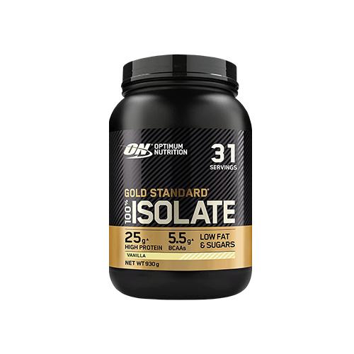 Gold Standard 100% Isolate - OPTIMUM NUTRITION - 930g - 1