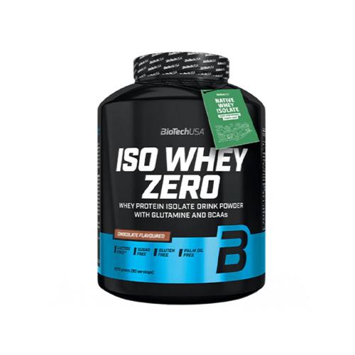 Białko Iso Whey Zero