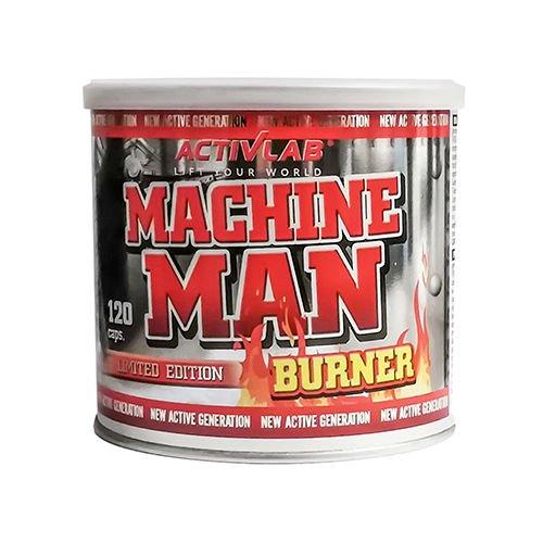 machine man burner termogenik