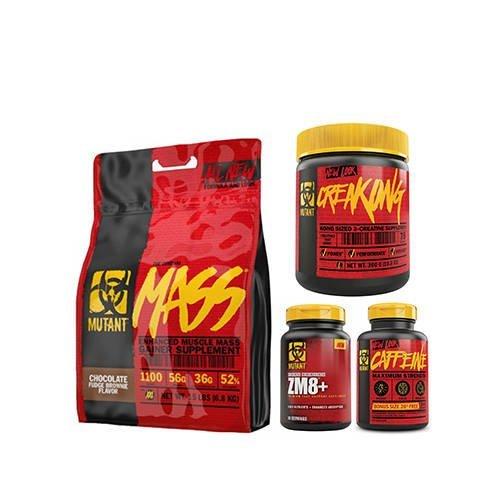1caa74a0b908 CreaKong - 300g · Mutant Mass + CreaKong + Core Caffein+ Core ZMA+ ...