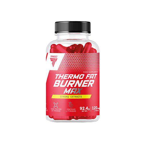 thermo fat burner max termogenik
