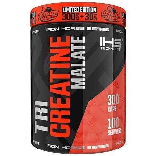 Tri Creatine Malate IronCaps - IHS - 1