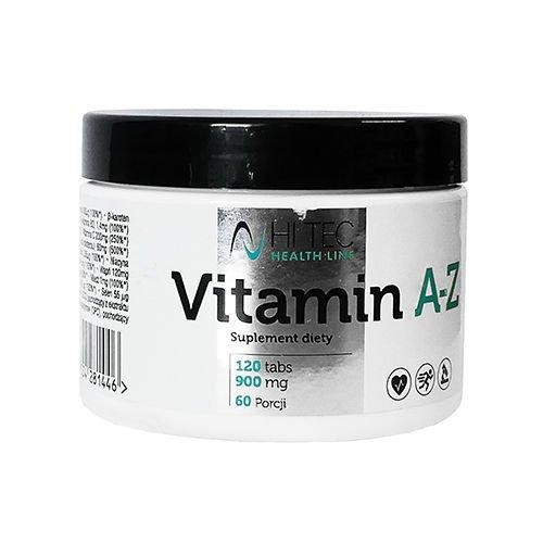 Witaminy Vitamin A-Z