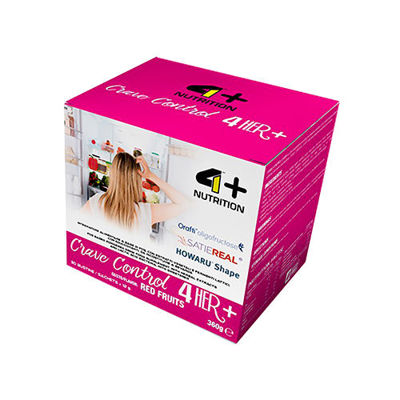 Crave Control 4 Her+ - 30sachets