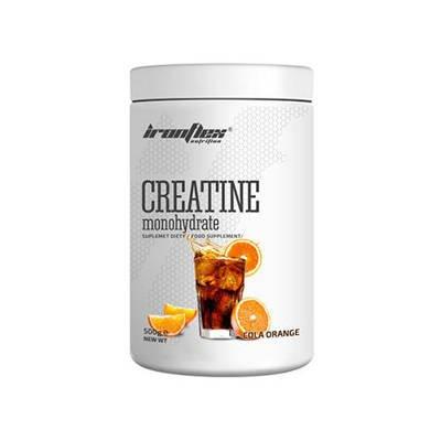 Creatine Monohydrate - IRONFLEX