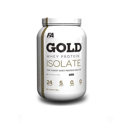 Gold Whey Protein Isolate - 908g