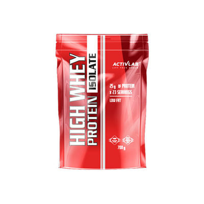 High Whey Isolate - 700g - Promocja