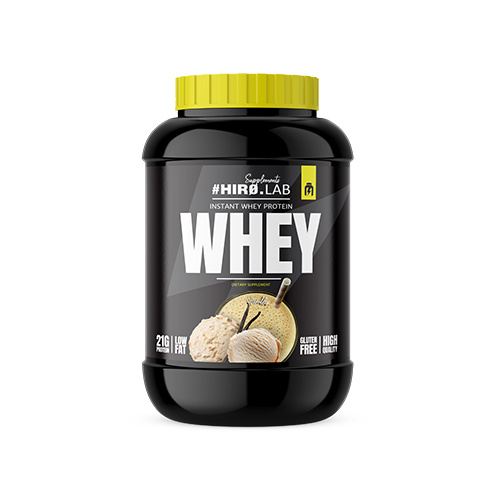 Instant Whey Protein - 2000g