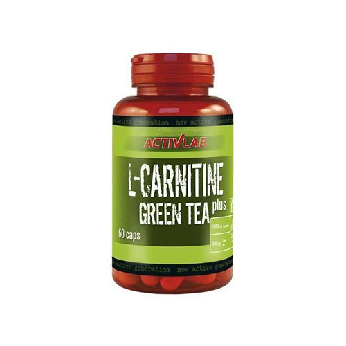 L-Carnitine + Green Tea - 60caps