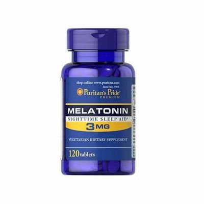 Melatonin 3mg - 120tabs