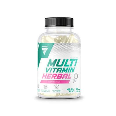Trec - Multivitamin Herbal for Women