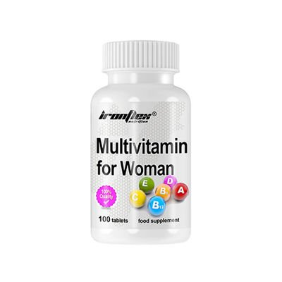 Ironflex - Multivitamin for Women
