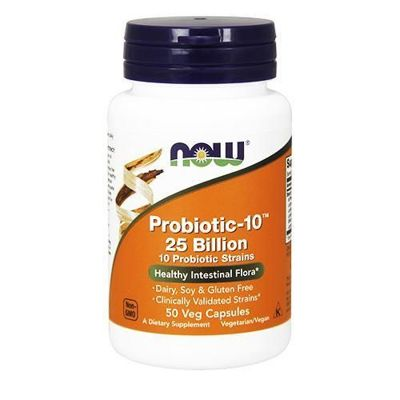 Probiotic-10 25 Billion - 50vegcaps