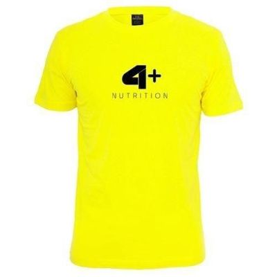T- Shirt Cotton - Yellow