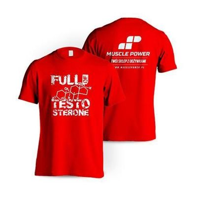 T-Shirt - Full Of Testosterone