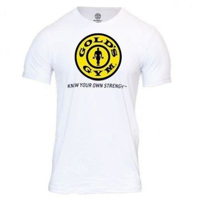 T-Shirt - Logo and Tagline Tee - White
