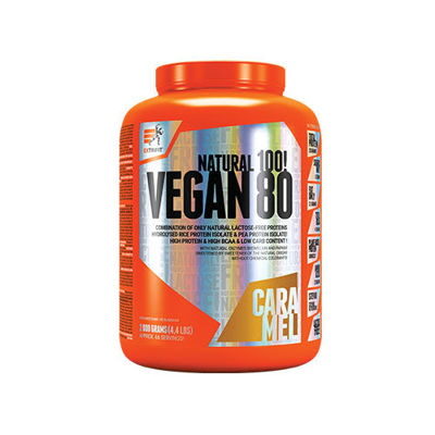 Vegan 80 - EXTRIFIT - 2000g - 1