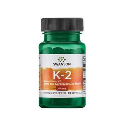 Vitamin K2 100mcg - 30softgel