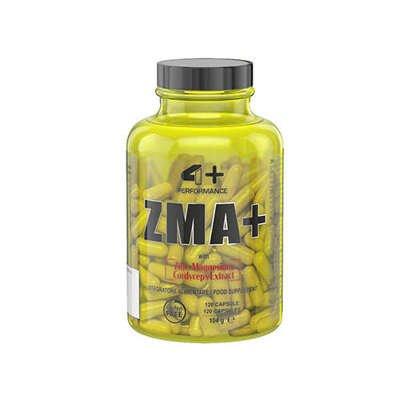 ZMA+ - 4+ NUTRITION